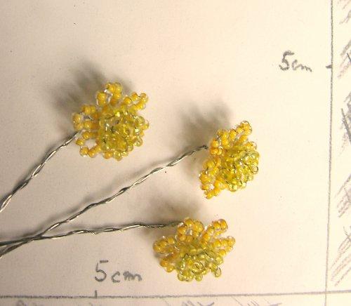 Narciska korálková do kytice