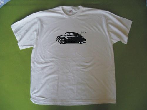 tričko Tatra 97 - retro motiv