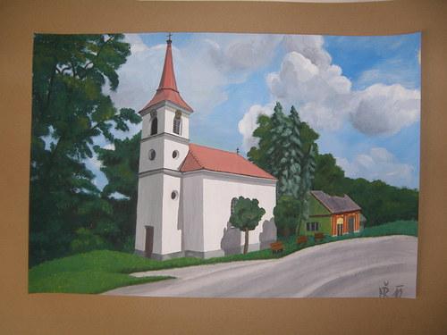 Lásenický kostel