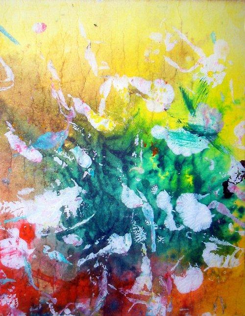 bouquet of colours