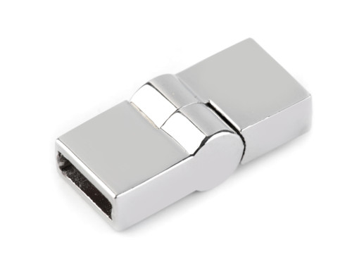 Magnetické zapínání ploché 3x10 mm (1pár)