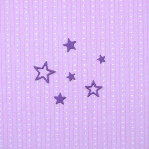 Hvězdičky 6 ks