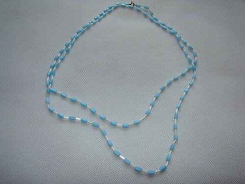 Korálky - náhrdelník č3