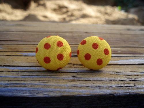 Puntíkaté buttonky