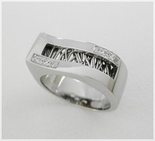 Prsten Spletené myšlenky