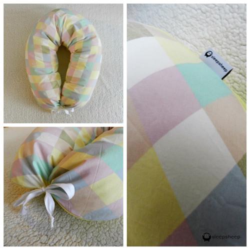 Kojící a relaxační polštář - Candy