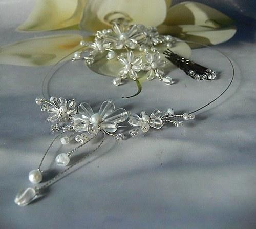 Křišťálové šperky