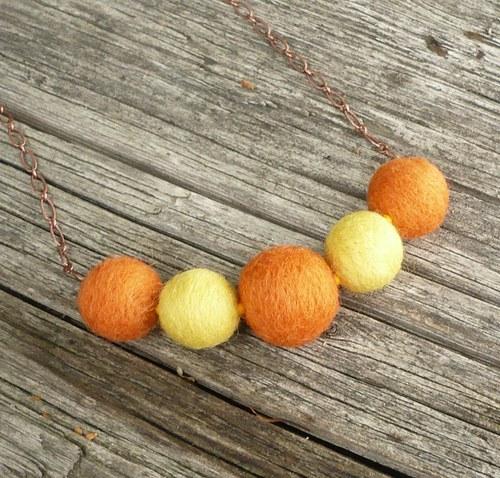 Oranžovožluté bobule