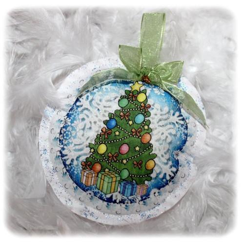 Vánoční ozdobička