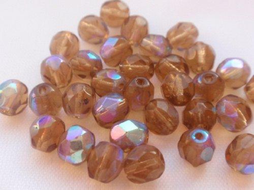 Skleněné korálky 1819 (6 mm)