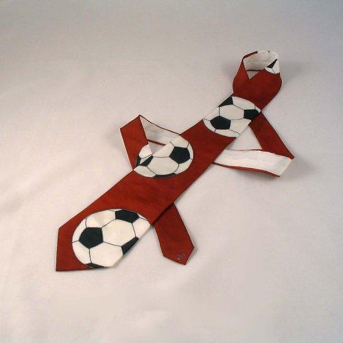 Fotbalové míče - kravata