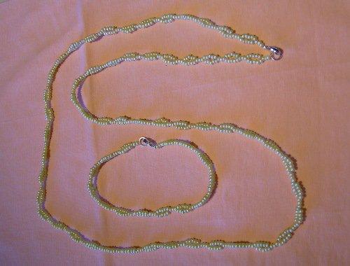 Barunka 2 - souprava náhrdelníku a náramku