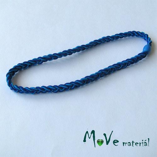Gumička copánek na úpravu modrá, 1ks