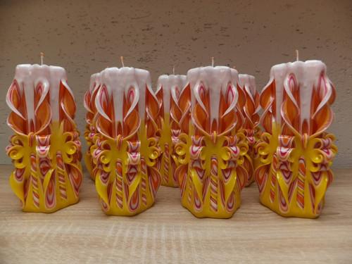 Řezaná svíčka