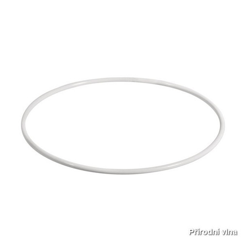 Kovový kruh na lapač snů 50 cm
