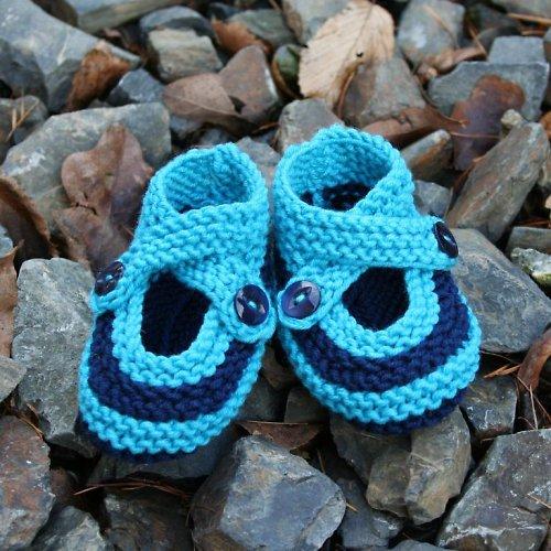 Ručně pletené capáčky pro miminko
