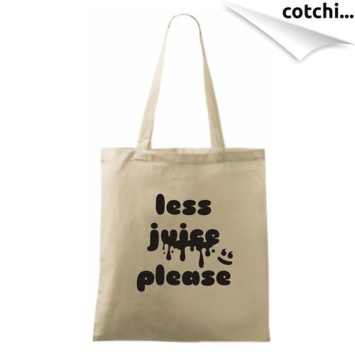 Taška na nákupy JUICE **více barev**