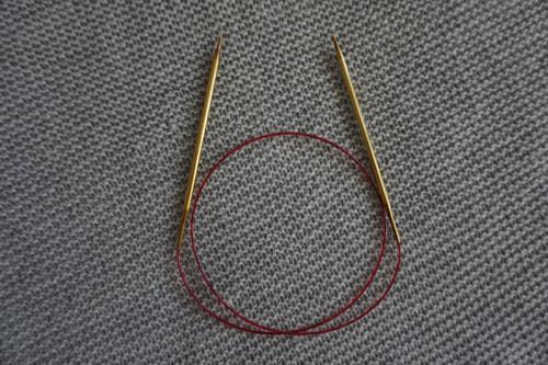 Addi Lace - Kruhové jehlice 4 mm 80 cm