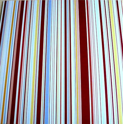 Papír Red Stripes