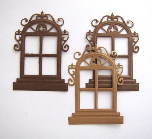 Okna ornamentální 8,3 cm