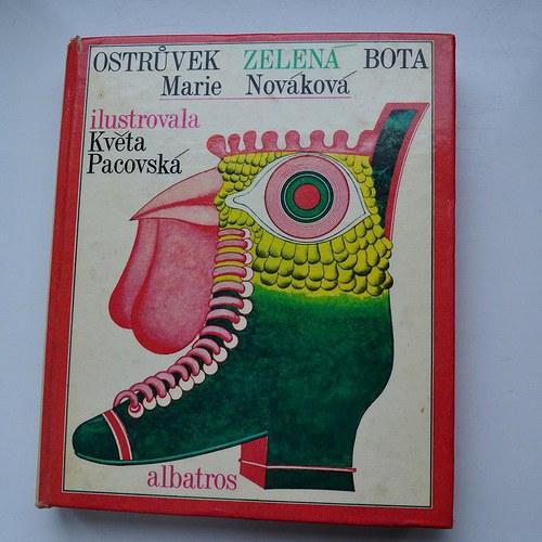 Marie Nováková: Ostrůvek Zelená bota