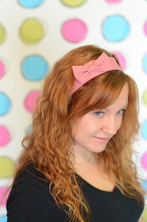 Růžový set do vlasů - 6 kusů  - SLEVA ze 165 !