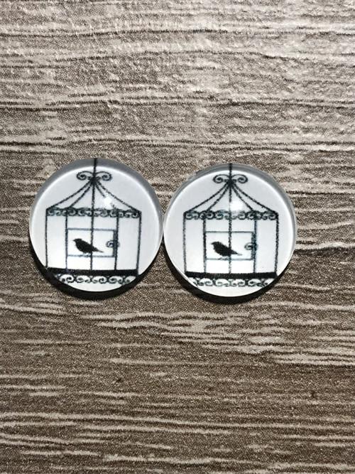 Kabošon 12 mm cena za 2 kusy!