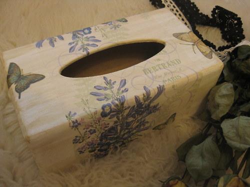 Krabička na papírové kapesníky 200ks