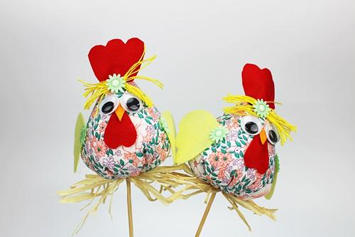 Naše velikonoční  pipiny.č.74