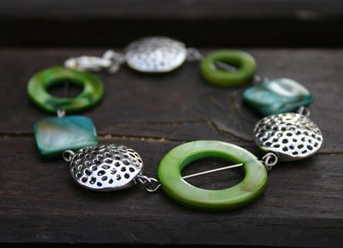Zelená a modrá pro....