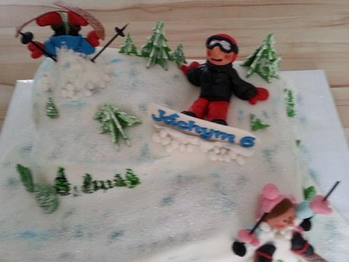 Dort pro malého snowbordistu ..... a lyžaře....