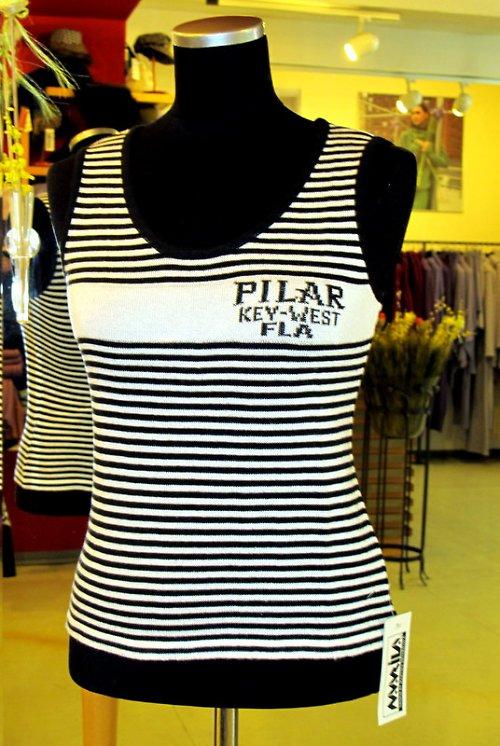 pruhované tílko PILAR