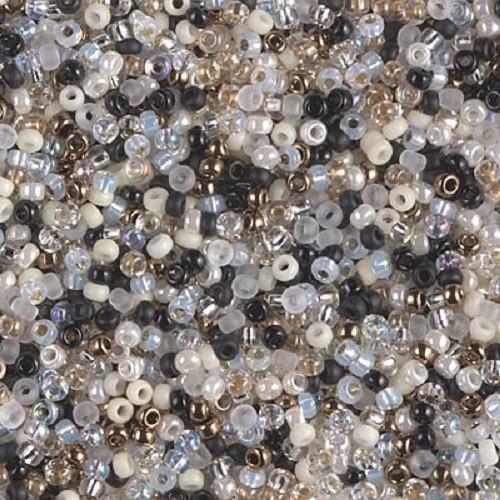 MIX Miyuki Seed Beads 11/0 - Mix Granite, 10g