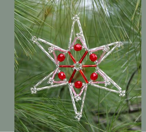 Vánoční hvězda Vo-H001