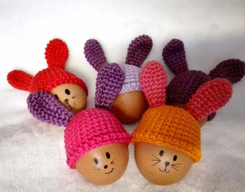 Čepičky na vajíčka