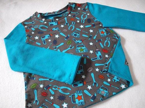 tričko montérské vel. 86-92