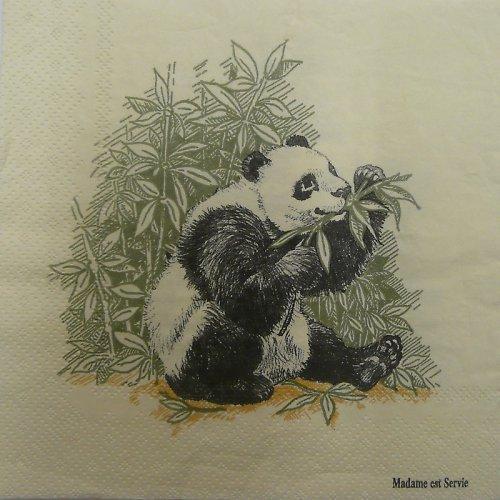 Ubrousek - Panda