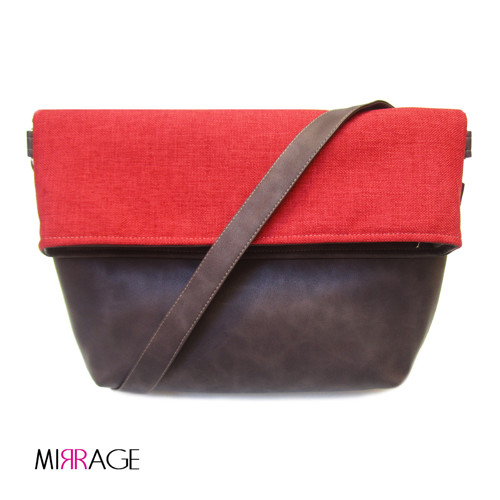 Chloe n.2 brown & red