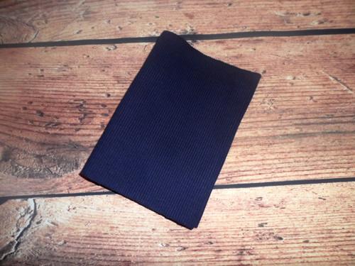 Náplet tmavě modrý 90x16 cm
