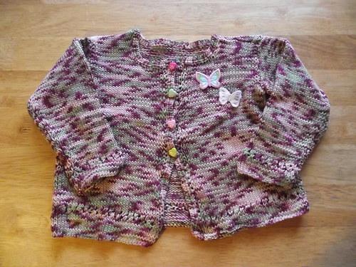 Bavlněný svetřík