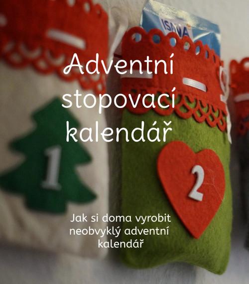 Adventní stopovací kalendář - ebook