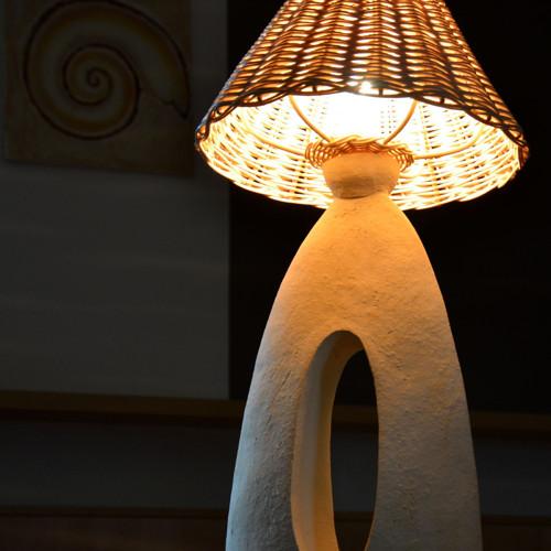Lampa ovál průzor