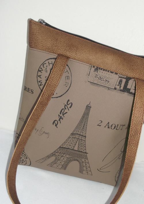 Paríž v hnedom