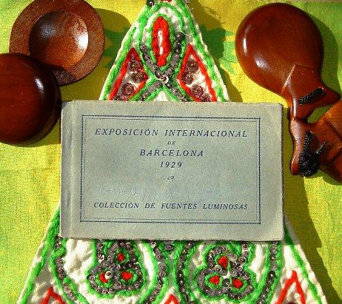 Barcelona - Mezinárodní výstava světla 1929