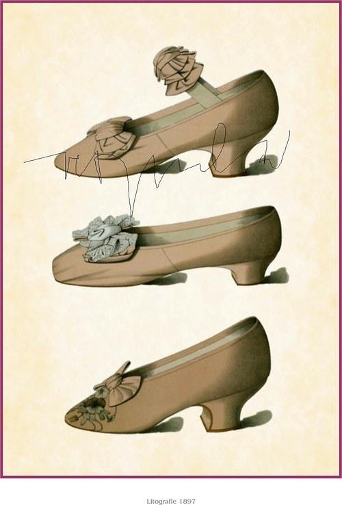 Dámská obuv I