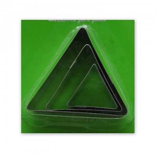 Vykrajovátka - Trojúhelník