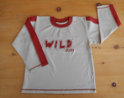 Dětské triko  - vel. 110 - skladem