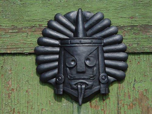 Kovaná maska