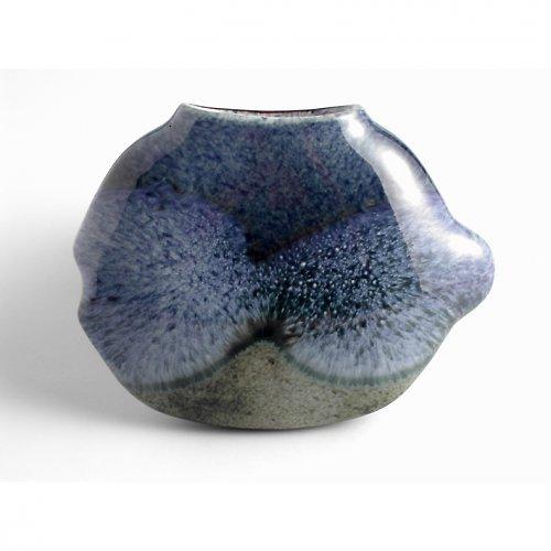 Závěsná ryba, váza