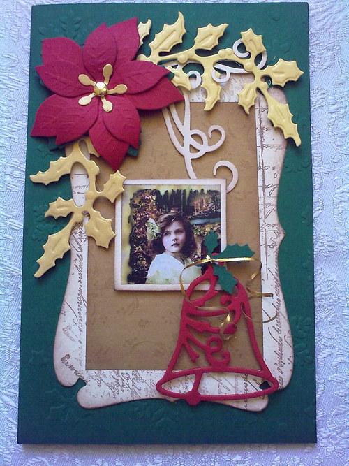 Vánoční hvězda- přání 2